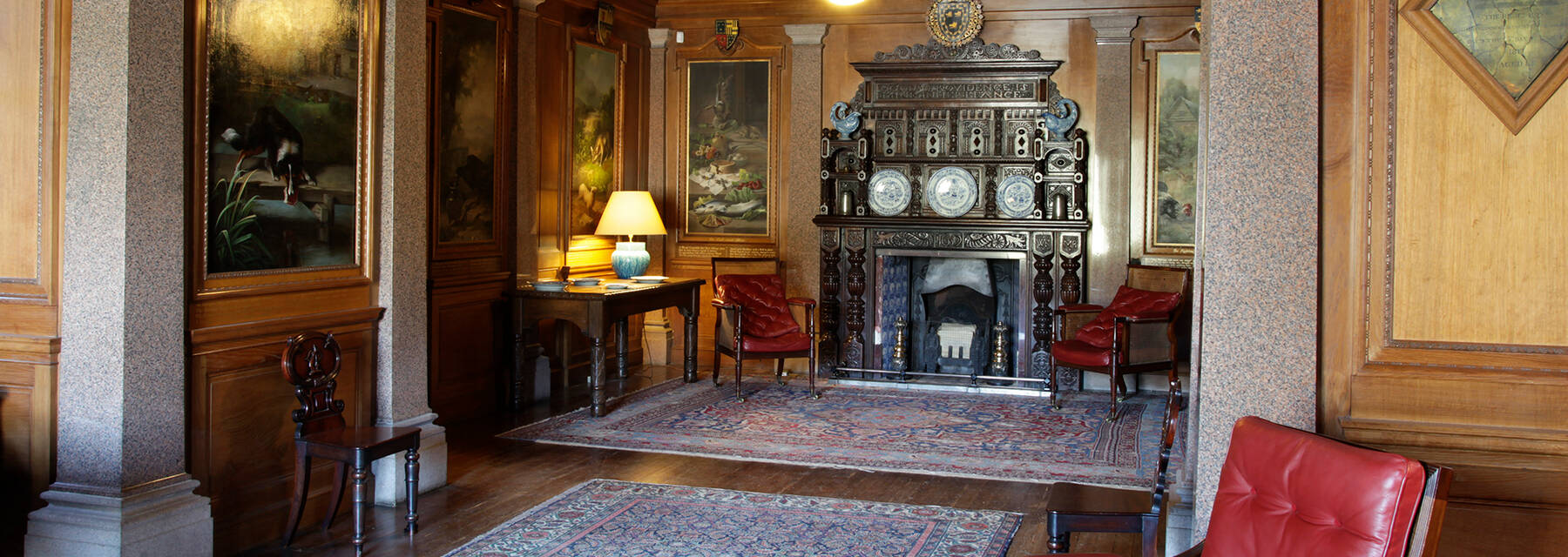 Interior at Haddo House