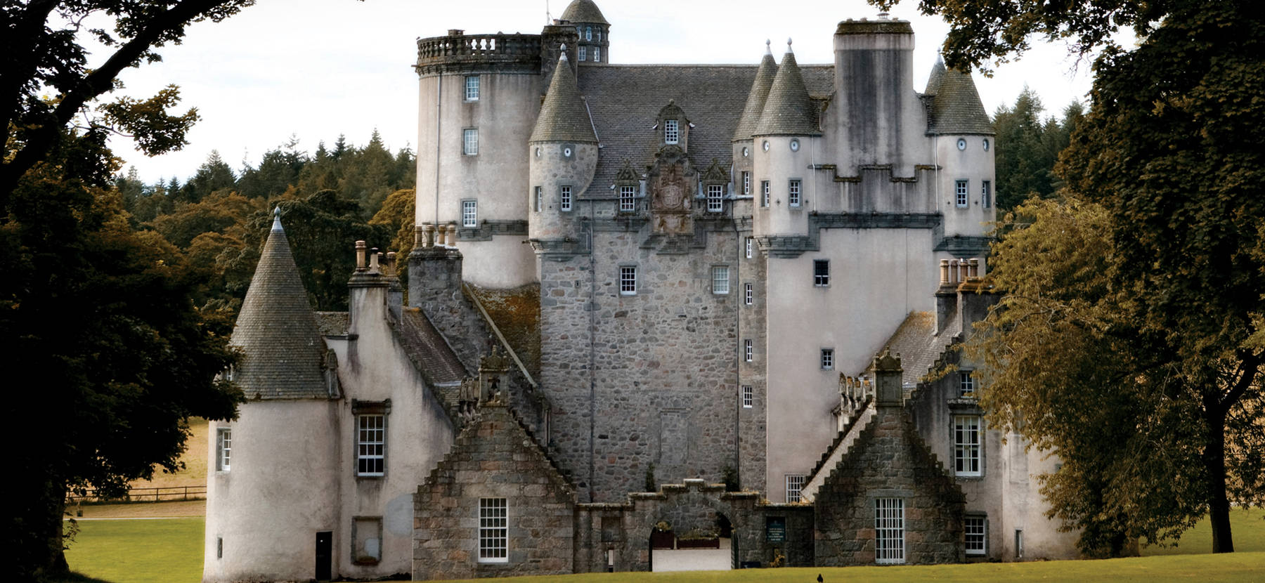 Castle Fraser National Trust For Scotland