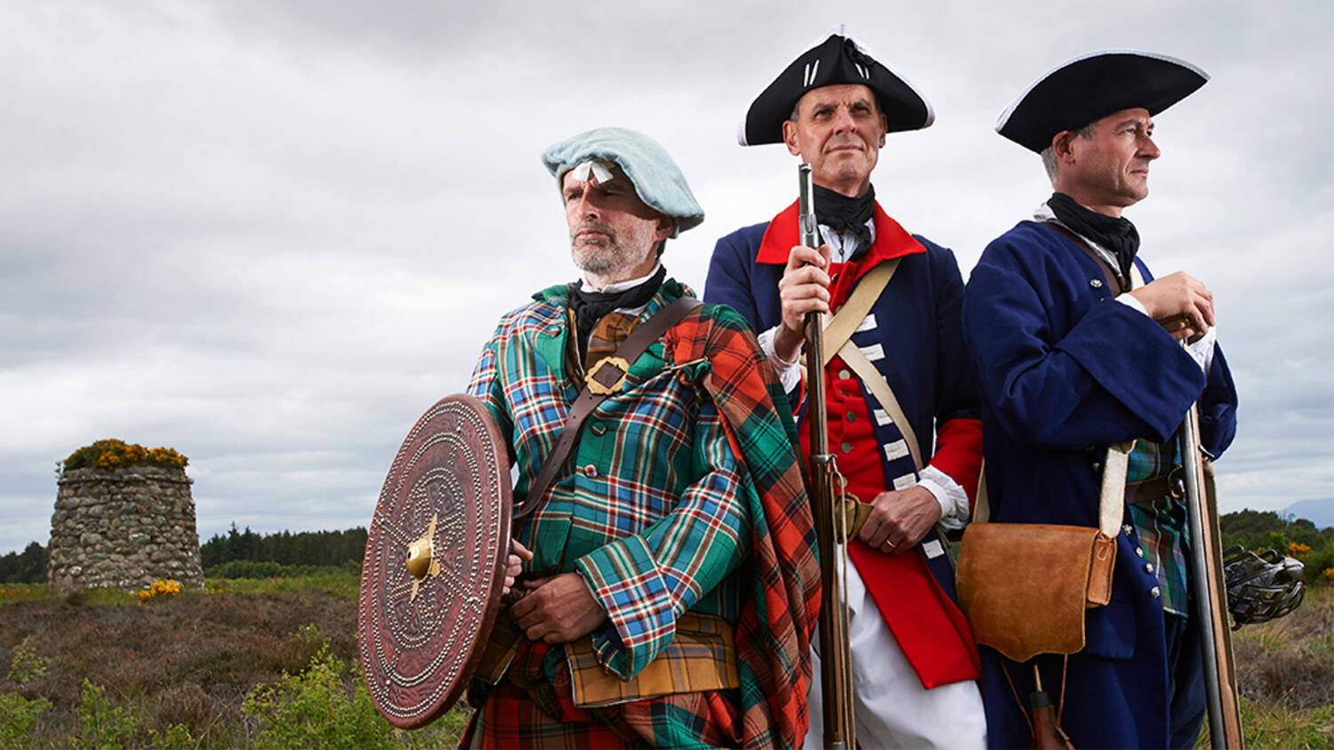 Jacobite Stories: Before Culloden