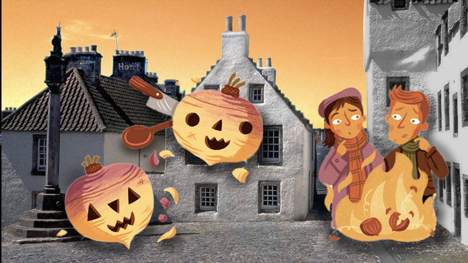 Scottish Halloween traditions