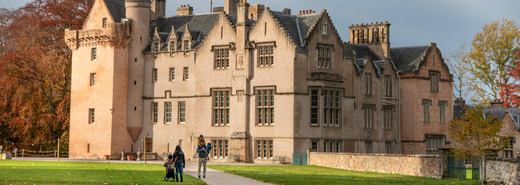 Brodie Castle and Estate