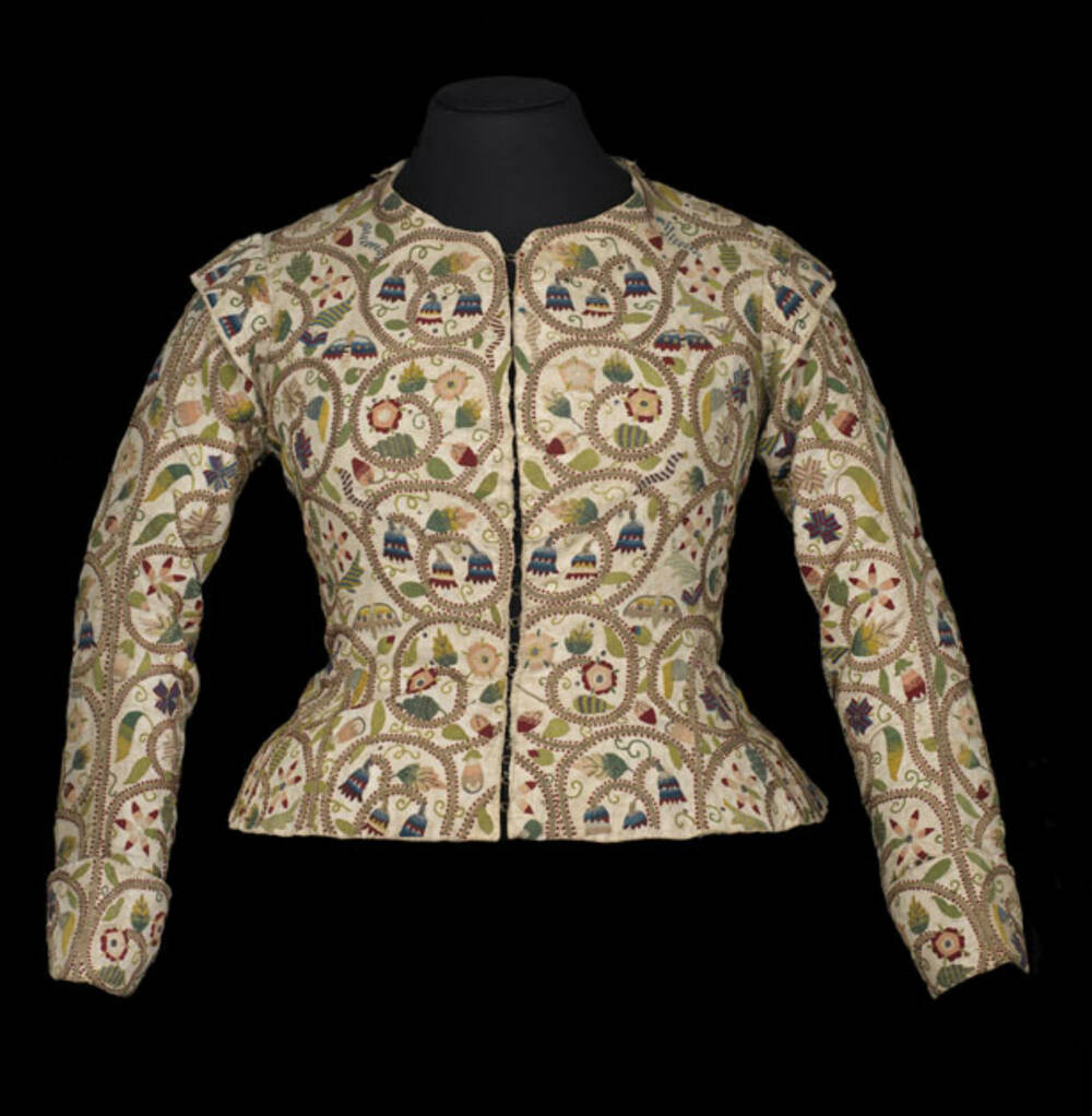 The Burrell Collection jacket that inspired the Culross creation