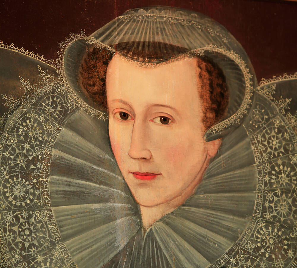 portrait of ​Mary, Queen of Scots​