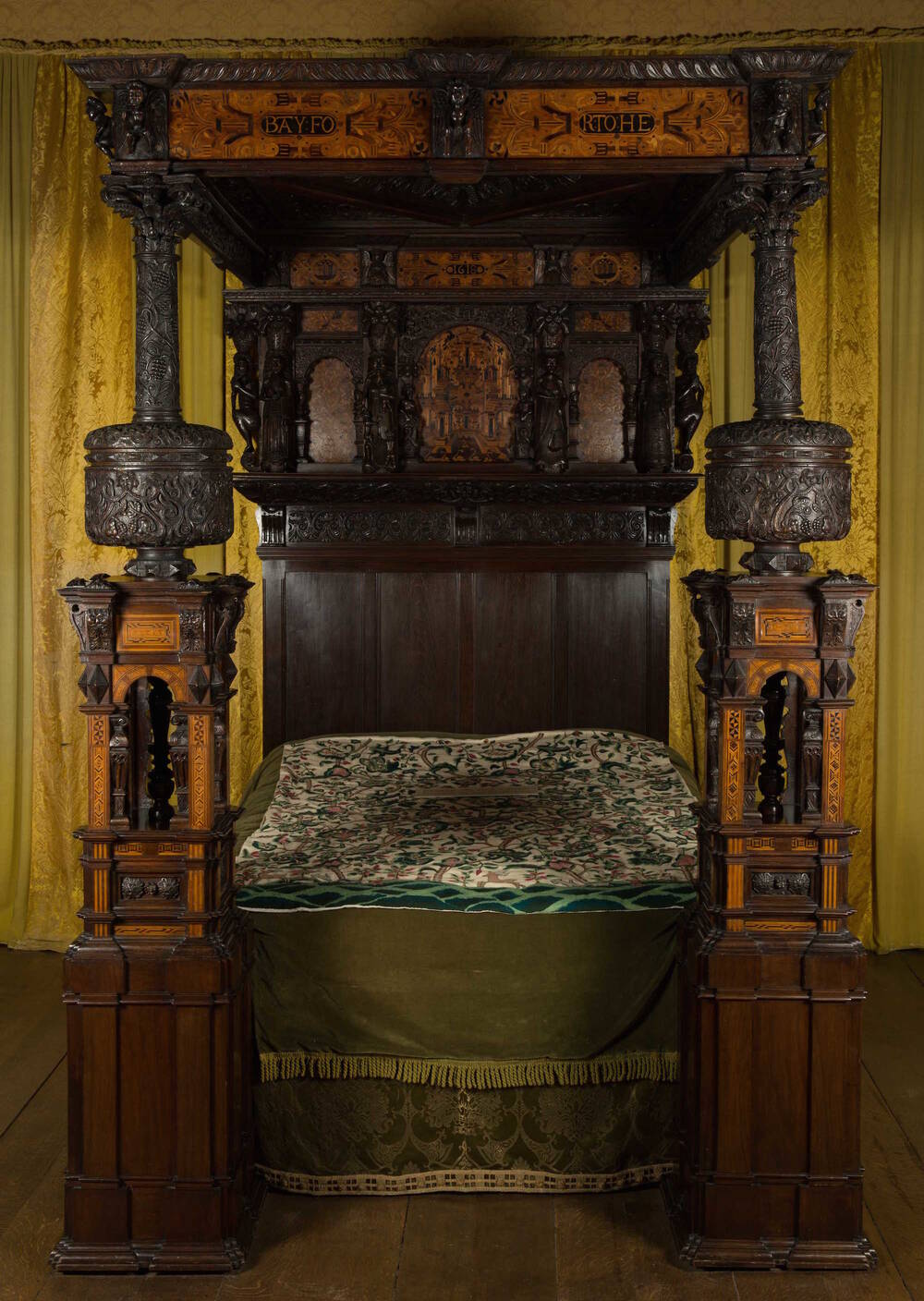 The Falkland Bed