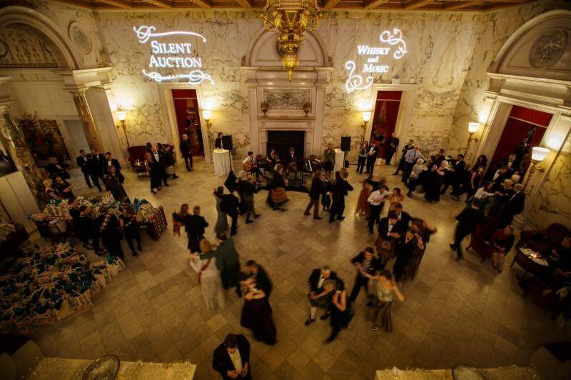 The National Trust for Scotland USA Foundation hold an annual gala event in New York (Matt Gillis Photography)
