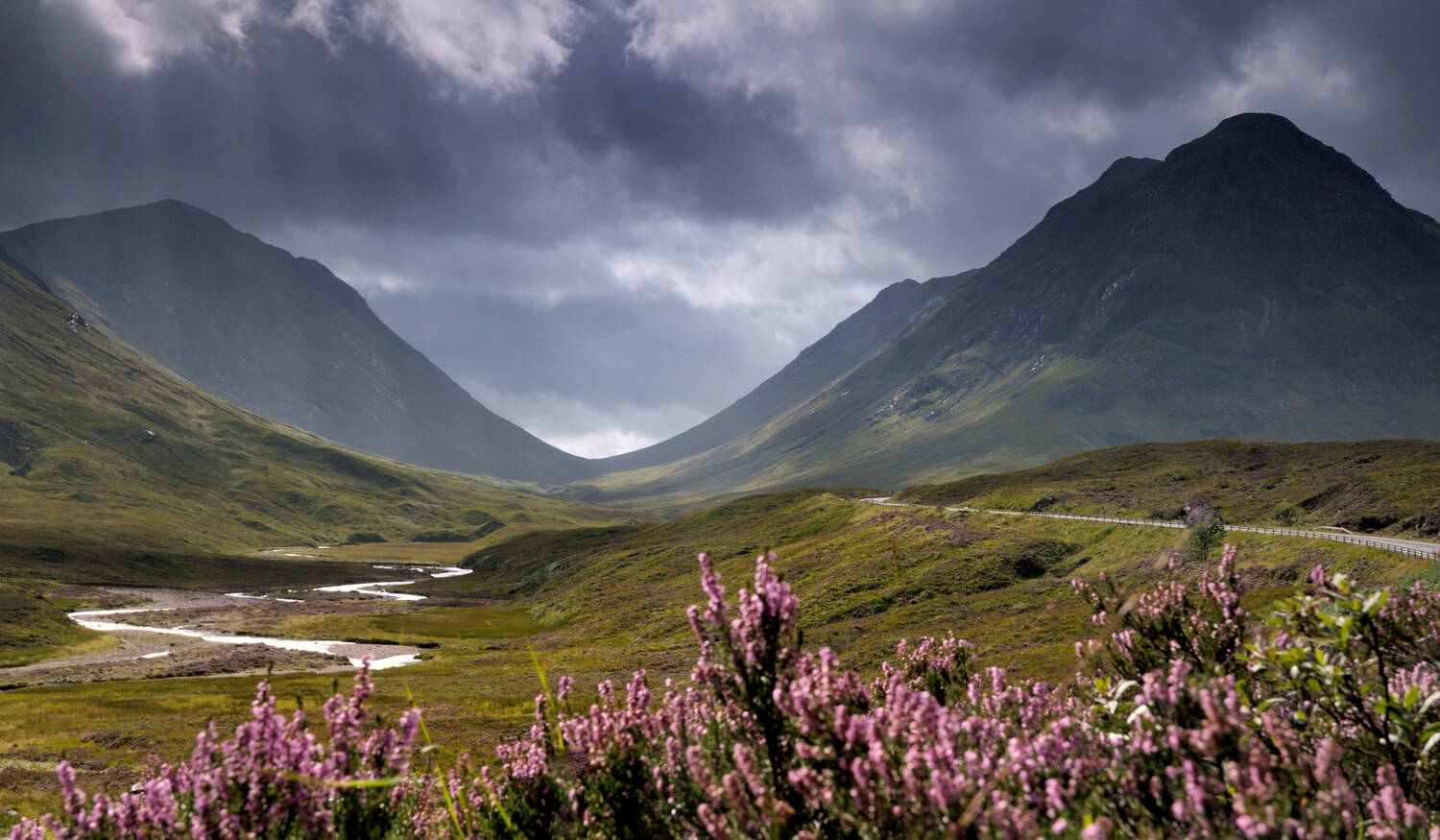 Glencoe and Dalness