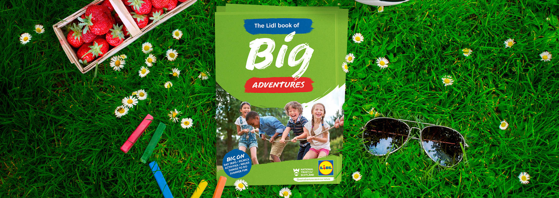 The Lidl Book of Big Adventures