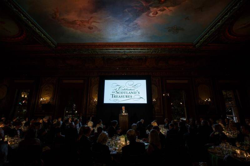 The gala raises vital funds for our work here in Scotland (Matt Gillis Photography)
