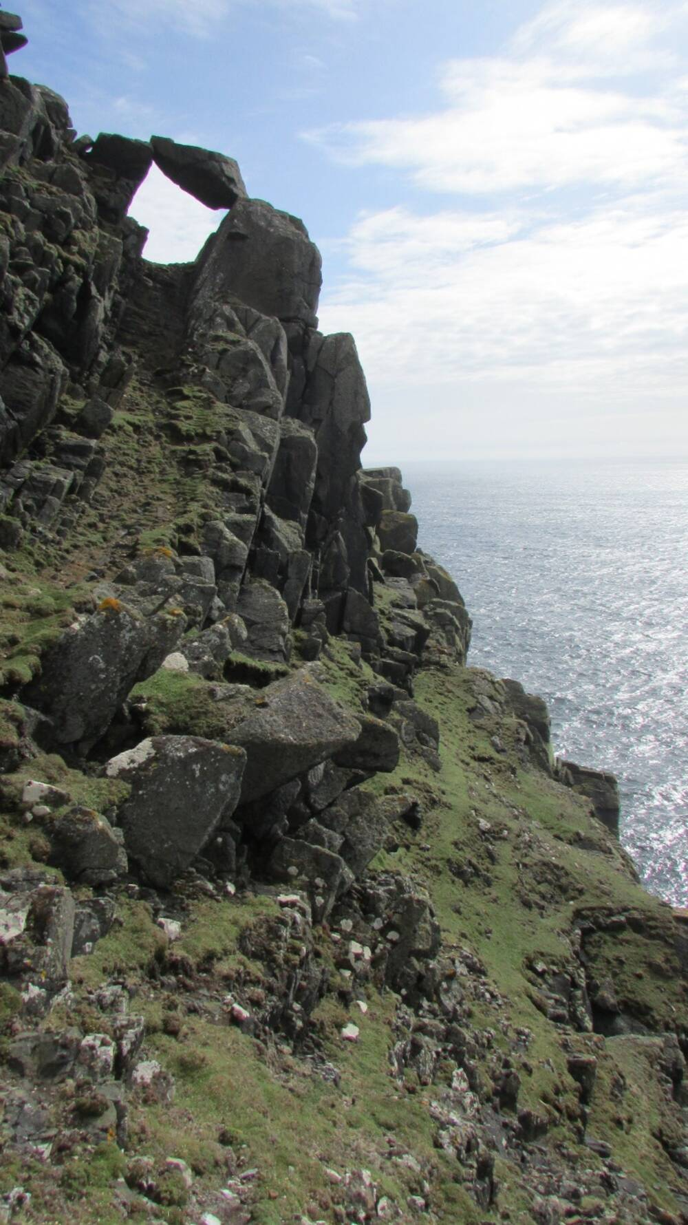 The Mistress Stone on Hirta