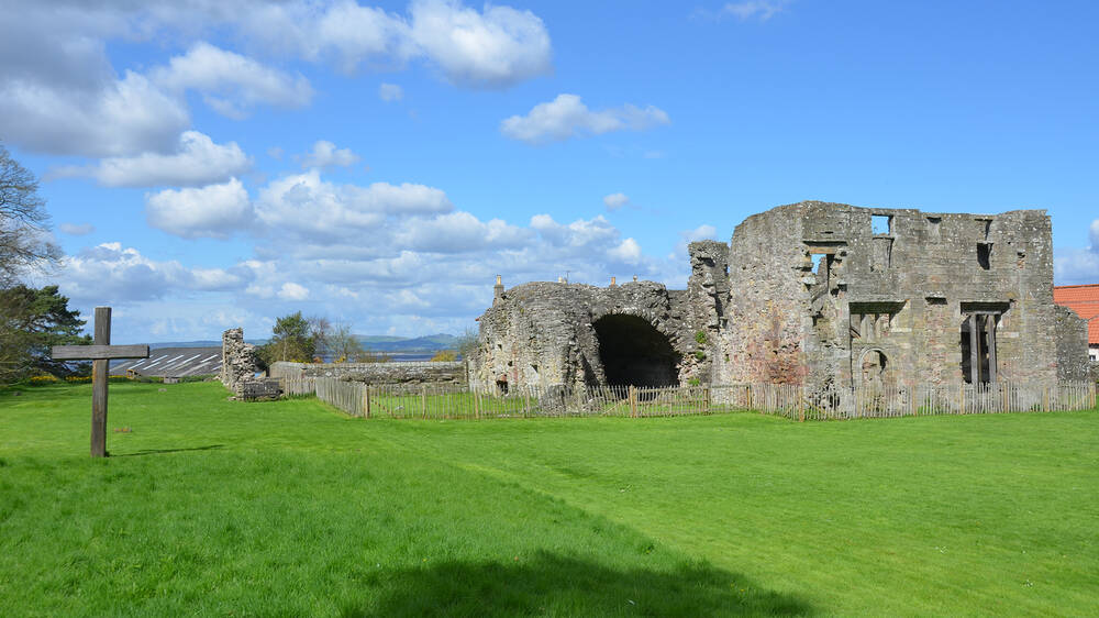 Balmerino Abbey