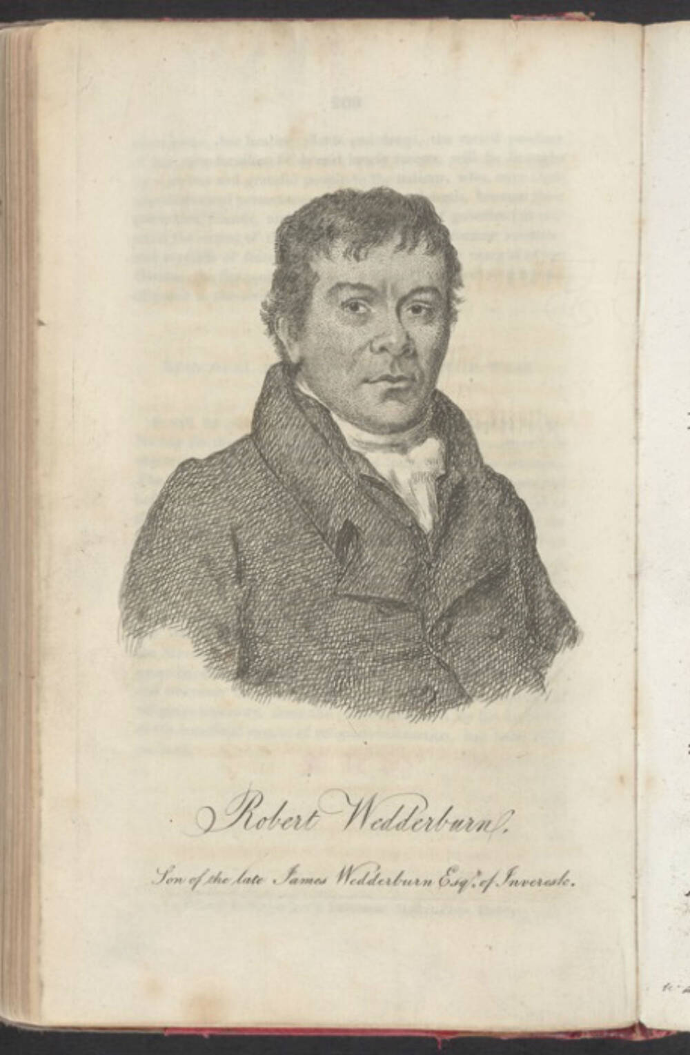 Robert Wedderburn (1762–1835/6), radical and anti-slavery advocate, from the frontispiece to his book, The Horrors of Slavery, 1824